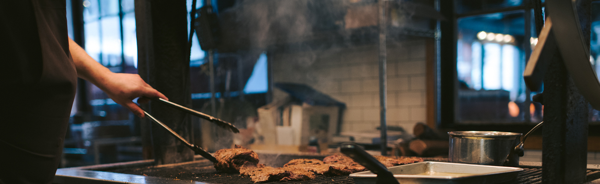 meat smoker